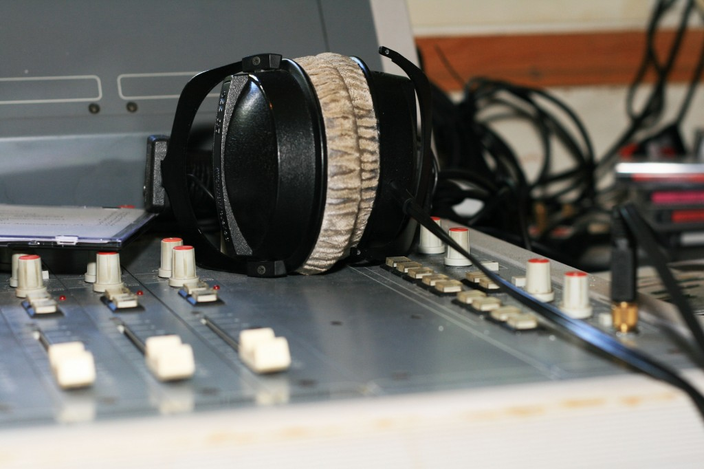 Brownswood headphones
