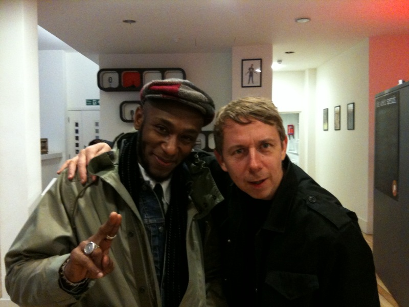 Mos Def with Gilles Peterson